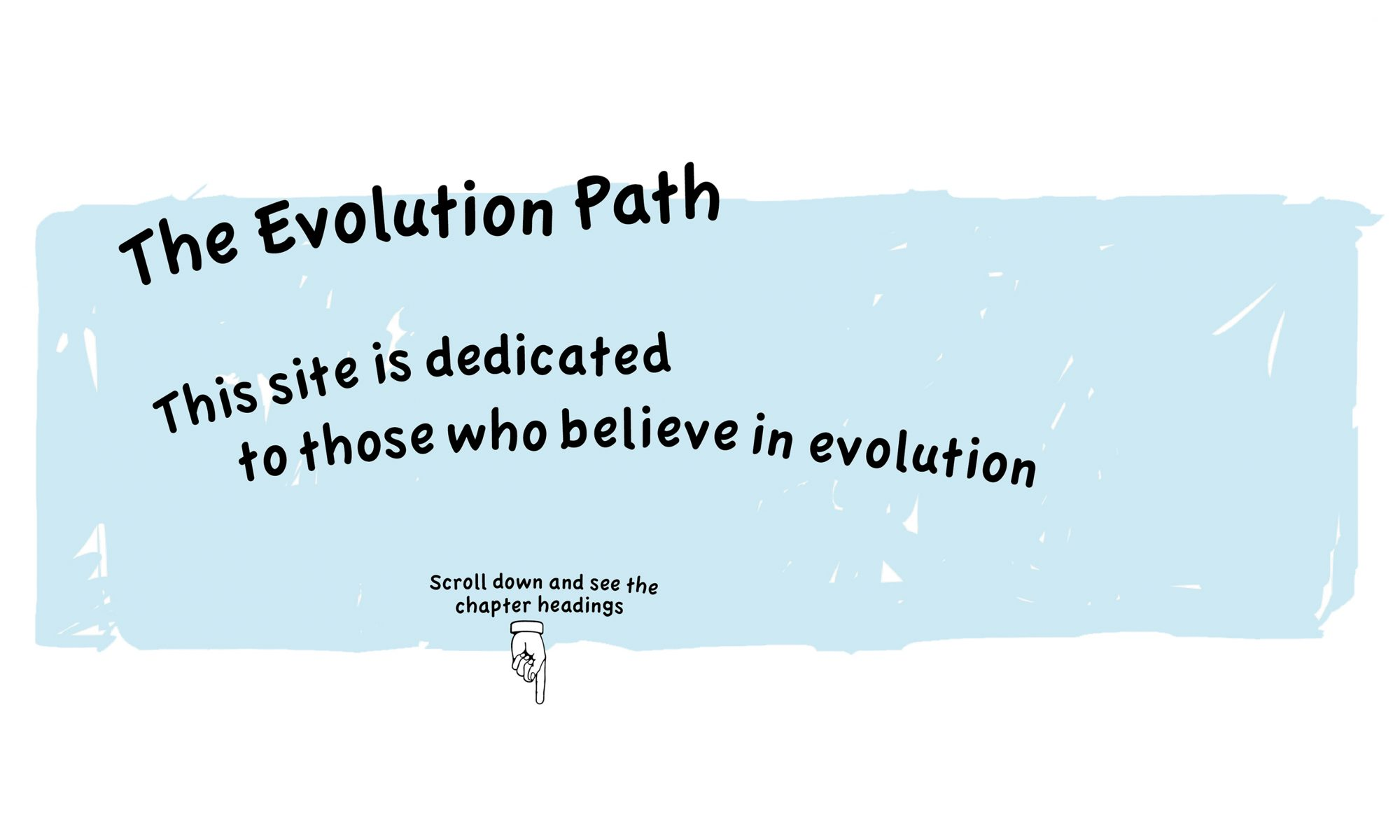 The Evolution Path